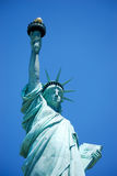 Statue of Liberty. The symbol of New York and the United States Stock Photos