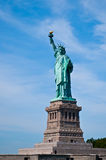 Statue of Liberty. The statue of Liberty in USA Stock Images