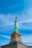 Statue of Liberty. From USA on a clear sky Royalty Free Stock Image