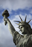 Statue of the Liberty Stock Photography
