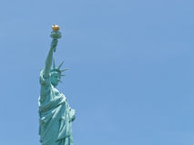 A statue of Liberty Royalty Free Stock Photo