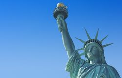 Statue of Liberty. New York City Stock Images