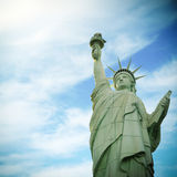Statue of Liberty. In Las Vegas, Nevada Royalty Free Stock Photo