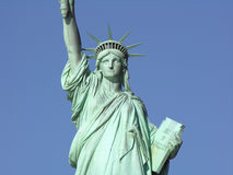 Statue Of Liberty. The Statue Of Liberty In New York Stock Image