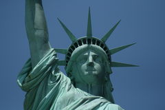 Statue Of Liberty. The Statue Of Liberty in New York City Stock Images