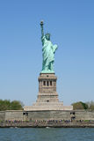 Statue of Liberty. Viewed from the ferry Stock Photography