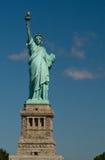 Statue of Liberty. In New York Harbor Stock Photo