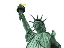 Statue of the liberty vector illustration