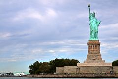The Statue of Liberty. Perfect image of the Statue of Liberty royalty free stock photography