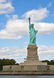 Statue of liberty. The symbol of liberty in New York Stock Images