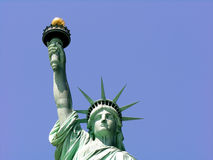 Statue Of Liberty. The Statue Of Liberty In New York Royalty Free Stock Images