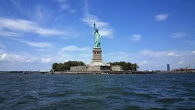 The statue of liberty.... Stock Photo