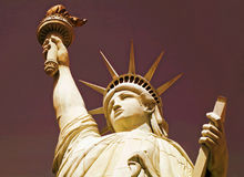 Statue of Liberty. USA Stock Photography
