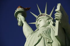 The Statue of Liberty Royalty Free Stock Photos