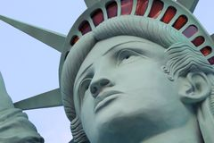 The Statue of Liberty,America,American Symbol,United states,New York,LasVegas,Guam,Paris Stock Photo
