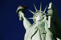 The Statue of Liberty,America,American Symbol,United states Royalty Free Stock Image