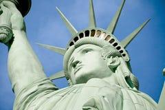 The Statue of Liberty. America,American Symbol,United states,New York,LasVegas,Guam,Paris Royalty Free Stock Images