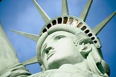 The Statue of Liberty. America,American Symbol,United states,New York,LasVegas,Guam,Paris Royalty Free Stock Photo