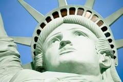 The Statue of Liberty. America,American Symbol,United states,New York,LasVegas,Guam,Paris Royalty Free Stock Photography