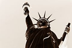 The Statue of Liberty,America,American,United states,Manhattan,Las Vegas,Paris,Guam Stock Photography