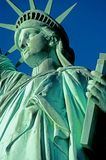 Statue of Liberty Close up. Royalty Free Stock Images