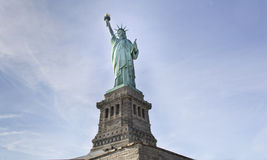 The Statue of Liberty Royalty Free Stock Photo