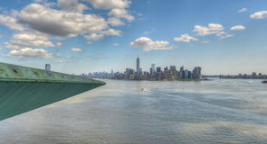 Statue of Liberty, Crown View Royalty Free Stock Photo