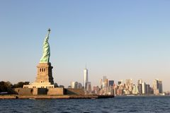 Statue of Liberty during Daytime Royalty Free Stock Images