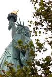 Statue of liberty Stock Photography