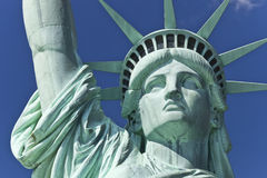 The Statue of Liberty the Detail Royalty Free Stock Photo