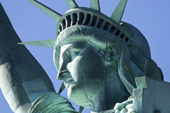 The Statue of Liberty the Detail Royalty Free Stock Image