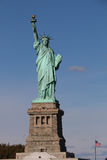 Statue of Liberty. Historic building of USA  on liberty island ,New York Stock Image