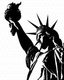 Statue Of Liberty Illustration Royalty Free Stock Images
