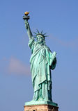 Statue of Liberty. On Liberty Island in New York City stock image