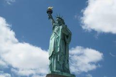 Statue of Liberty, Liberty Island stock photo