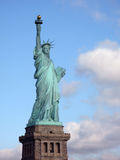Statue of Liberty. On Liberty Island in New York City USA Stock Photography