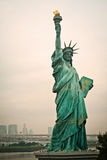 Statue of liberty in Japan Royalty Free Stock Photo
