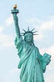 Statue of Liberty. Statue of Lady Liberty in New York City, gift from France to the United States of America.  I shot this in September of 2012, my first visit Stock Image