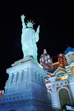 Statue of liberty in Las Vegas Royalty Free Stock Photography