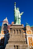 Statue of Liberty in Las Vegas Royalty Free Stock Photo