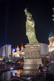 Statue of Liberty Las Vegas Stock Images