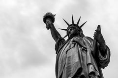 Statue of Liberty. Libert Island, New York Stock Images