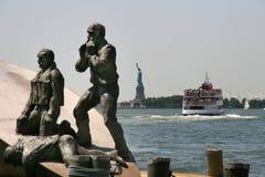 Statue of Liberty on Liberty Stock Photo