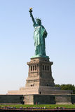 Statue of Liberty on Liberty Royalty Free Stock Photo