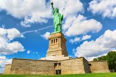 Statue of Liberty Liberty Enlightening the world near New York Royalty Free Stock Photo