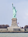 Statue Of Liberty, Liberty Island, New York Stock Photography