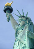Statue of Liberty, Liberty Island, New York City. United States of America royalty free stock photography