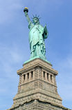 Statue of Liberty, Liberty Island, New York City. United States of America royalty free stock photos