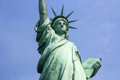 Statue of Liberty, Manhattan New York city, NY, USA Stock Images