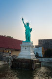 The statue of Liberty in Mini Siam Park Royalty Free Stock Images